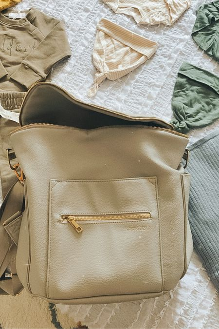 This diaper bag, I used with my older son and loved it so we are using it again with baby number 2!   #LTKkids #LTKbump #LTKbaby