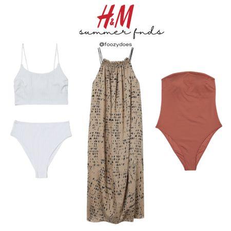 Get into the #HM summer finds all under $30!   #LTKunder50 #LTKswim #LTKstyletip #liketkit @liketoknow.it http://liketk.it/3hhYn