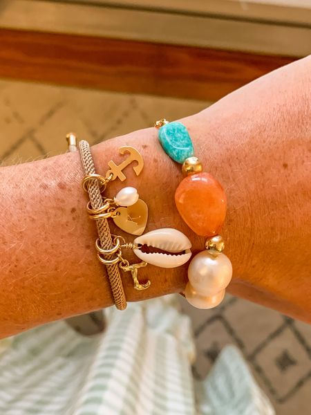 New Taudrey jewelry #keywestblogger #southernanchors  #LTKstyletip #LTKunder100 #LTKbacktoschool