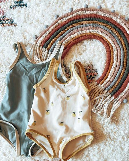 Getting ready for summer time  Got the cutest swimsuits for Rosalie 🍋 🍋🍋 M @liketoknow.it #liketkit #LTKbaby #LTKunder50 #LTKfamily http://liketk.it/3gbZZ