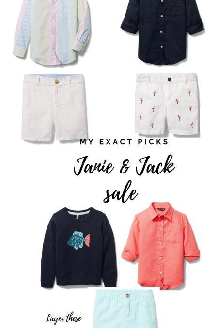 My exact picks from the Janie & jack sale! http://liketk.it/3gJKi #liketkit @liketoknow.it #LTKbaby #LTKfamily #LTKsalealert @liketoknow.it.family Shop my daily looks by following me on the LIKEtoKNOW.it shopping app