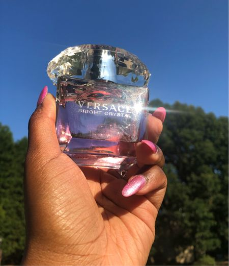 Just added Versace Bright Crystal perfume to my collection. I've received nothing but compliments from those closest to me.   #LTKbeauty