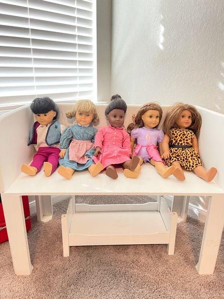 American Girl Dolls 💕  #LTKkids #LTKbaby