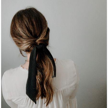 Sharing a few favorite hair scrunchies from my IGTV today.    http://liketk.it/2EtTZ #liketkit @liketoknow.it