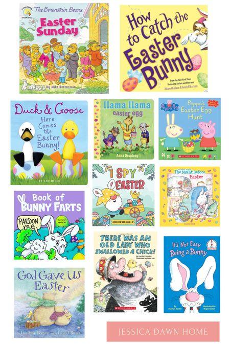 Kids Easter Books on #Amazon http://liketk.it/3bGeo #liketkit @liketoknow.it #LTKkids @liketoknow.it.home