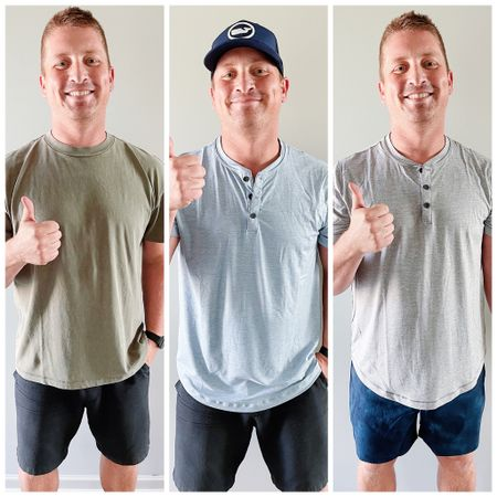 Bryan wears a size XL in all Abercrombie tees #liketkit @liketoknow.it http://liketk.it/3hqtX