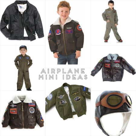 My Airplane Minis are coming up and here are some cute ideas on what to put your little one in!!   #LTKfamily #LTKkids #LTKunder100