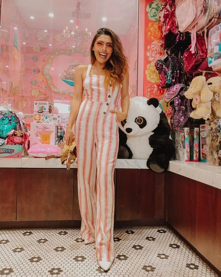 It's as if i found Candyland 🍭🍬💕 . . . For details on this jumper and other adorable striped ones i found, head over to @liketoknow.it and follow Alexis__Alcala for daily styles! http://liketk.it/2wFVf #liketkit #LTKunder50 #LTKstyletip