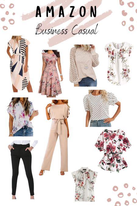 Amazon business casual http://liketk.it/3l7W5 @liketoknow.it #liketkit #LTKstyletip #LTKunder50 #LTKunder100 #LTKbump #LTKworkwear #LTKcurves #LTKwedding #LTKtravel