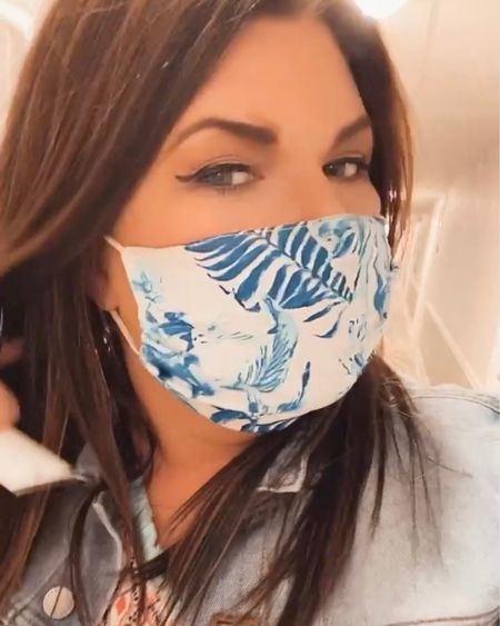 Cabana life masks linked http://liketk.it/368AI #liketkit @liketoknow.it #LTKSeasonal #LTKfamily #LTKtravel