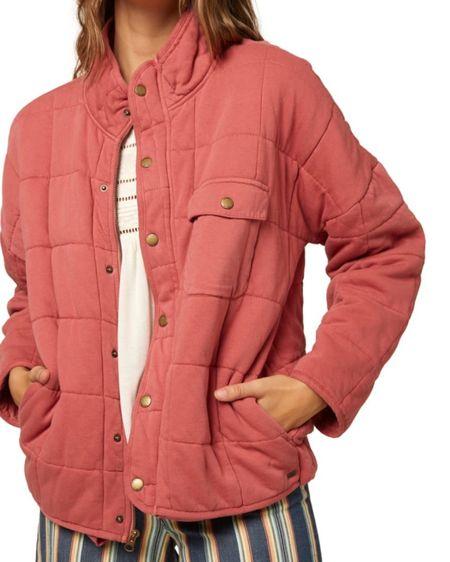 http://liketk.it/2ZfXl  Quilted Jacket  Soft Jacket Fall Jacket  Lightweight Winter Coat Quilted Coat  #liketkit #LTKunder100 @liketoknow.it