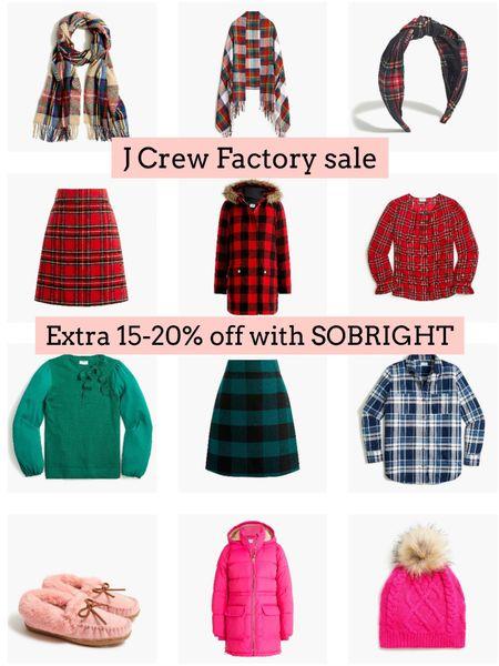 J. Crew factory sale. Holiday outfits   #LTKSeasonal #LTKsalealert #LTKHoliday