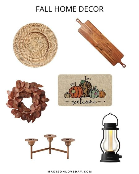 Faux Rusted Eucalyptus Plant Wreath, Hearth & Hand, Magnolia, target, target finds, home decor, fall home decor, fall decor,Rechargeable LED Lantern, amazon, amazon finds,Decorative Doormat, welcome mat, halloween,Artesia Natural Rattan Charger Plate,Candelabra, Large Wood Paddle Serve Board with Handles     #LTKSeasonal #LTKsalealert #LTKhome