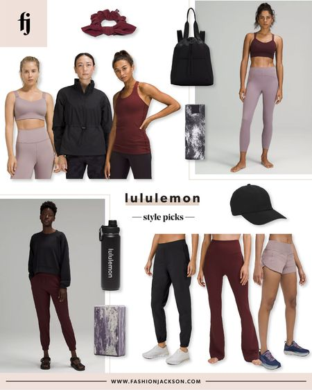 Lululemon new fitness picks #workout #activewear #loungewear #athleisure #fashionjackson  #LTKfit #LTKunder100 #LTKunder50