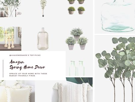 Spring Decor for less.  These top finds will add a touch of spring to your home. http://liketk.it/2KTUn #liketkit @liketoknow.it #LTKspring #LTKhome