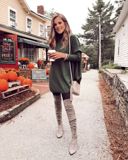 Throwing it WAY WAY back to this oversized sweater tunic! 😍 I'm ready to break out the sweaters & this one comes in so many colors & only $23! #ltkseasonal #fall #fallstyle  #LTKunder50 #LTKsalealert #LTKstyletip