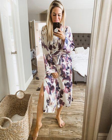 Beautiful bath robe under $30 http://liketk.it/38qgX #liketkit @liketoknow.it #LTKunder50