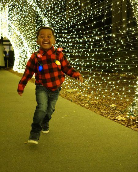 Toddler Buffalo Plaid Shirt for the Holidays   http://liketk.it/33uZu #liketkit @liketoknow.it