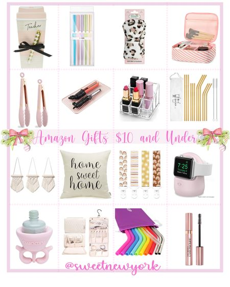 Holiday gift guide amazon finds gifts for everyone $10 and under http://liketk.it/30ytD #liketkit @liketoknow.it #StayHomeWithLTK #LTKunder50 #LTKhome