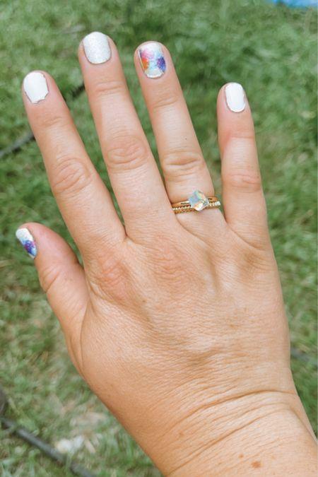 Love how stylish these rings are! http://liketk.it/3fS9f #liketkit @liketoknow.it #LTKbeauty #targetstyle #targetjewelry #targetlove #targetmom