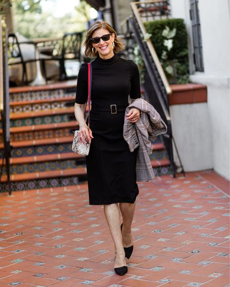 Little Black Dress Splurge vs Steal on FASHIONOMICS blog this week!! I featuring some LBD's with sleeves today!! I know you ladies like a dress with a sleeve!! Have a great weekend!! XO Debby http://liketk.it/2KVKI #liketkit @liketoknow.it #LTKstyletip You can instantly shop all of my looks by following me on the LIKEtoKNOW.it shopping app