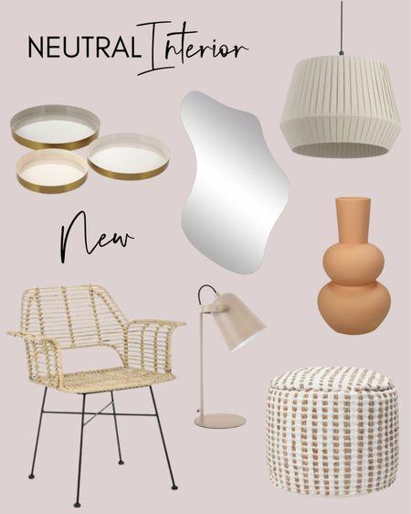 Shoppe die Neuheiten von Westwing! Es dreht sich alles, um neutrale Töne, organische Formen und Materialien 👍 #interior #einrichtungsideen #wohnideen #westwing  #LTKeurope #LTKhome