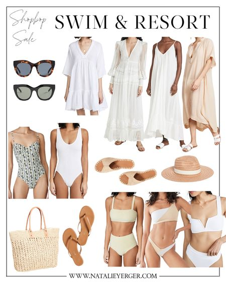 Shopbop Sale | Swim and resort picks 👙 ☀️ 🌴   #LTKsalealert #LTKSeasonal