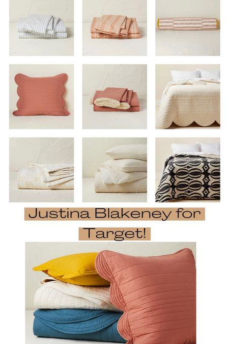 Justina Blakeney for Target! My bedding picks! Beautiful, colorful, affordable bedding! Perfect for kid rooms too! Boho, jungalow, tropical decor   #LTKhome #LTKkids