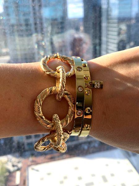 Bracelets from the styled collection 40% off sale 9/19/21 - 9/21/21 during the LTKSALE! Happy shopping!    #LTKunder50 #LTKunder100 #LTKSale