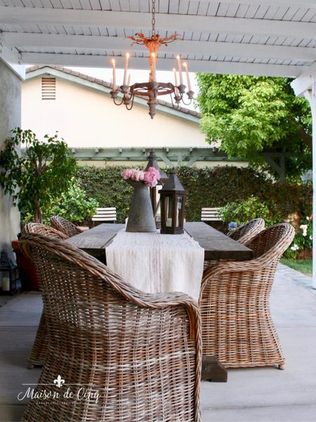 I always get so many questions about my outdoor table and chairs and I finally found some options that are super similar! http://liketk.it/3ipLE #liketkit @liketoknow.it @liketoknow.it.home #LTKhome outdoorfurniture outdoordecor patiodecor patiofurniture