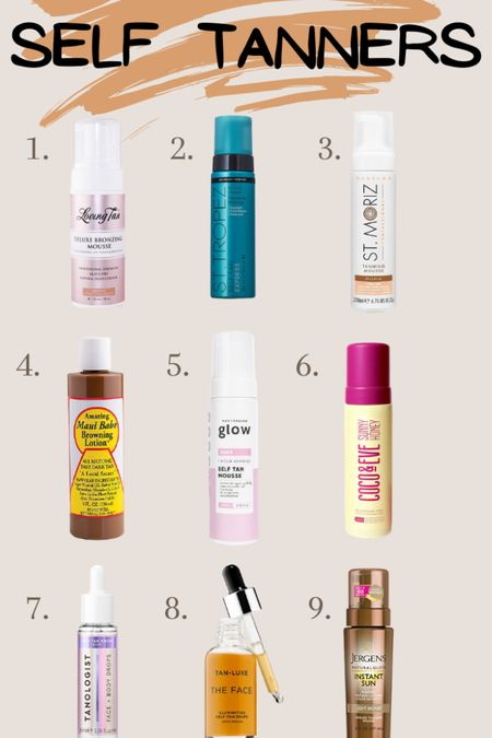 Self tanner and tanning lotion: the best self tanners under $50. Shop these self tanners and tan lotion from Ulta for a great summer look #tan #tanning #tanninglotion #selftanner #tanner #LTKunder50 #LTKbeauty #LTKSeasonal #liketkit @liketoknow.it http://liketk.it/381bw