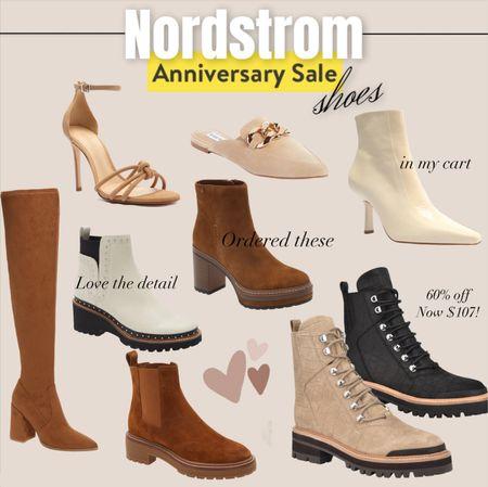 Nordstrom Anniversary Sale / Women Shoes / Boots & Booties   #LTKunder100 #LTKshoecrush #LTKsalealert