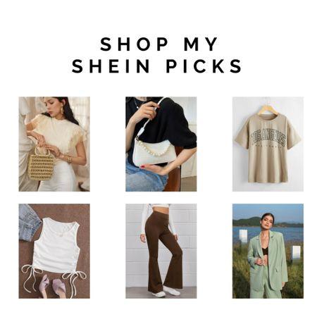 Shop my SheIn picks, shein haul, affordable clothes for summer. Use code ChloeK15 http://liketk.it/3hToY #liketkit @liketoknow.it #LTKsalealert #LTKitbag #LTKfit