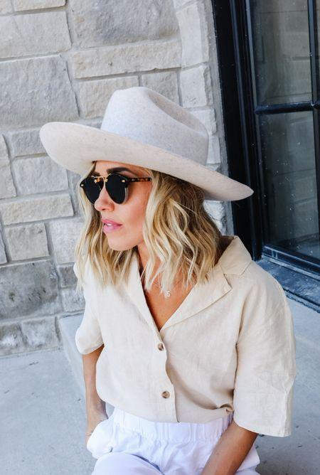 My favorite Gigipip hat right now is on sale for 20% off!!! Ezra hat, women's hat sale   #LTKsalealert #LTKunder100 #LTKstyletip