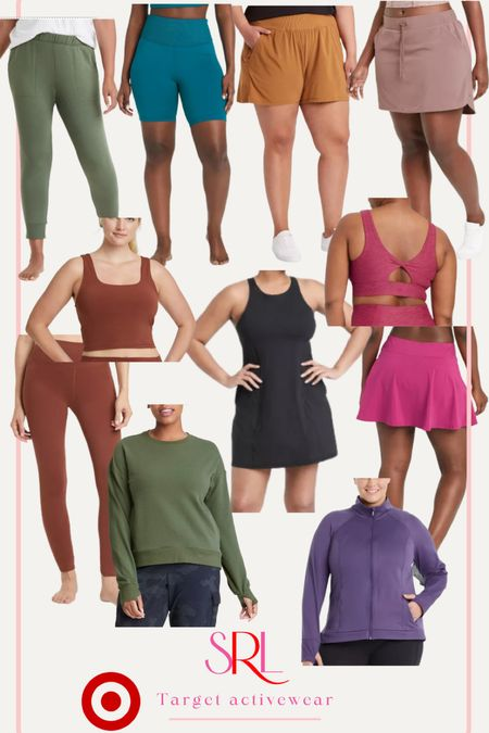 Been loving Target activewear for a more affordable option for cute fit looks💋  #LTKfit #LTKstyletip #LTKcurves