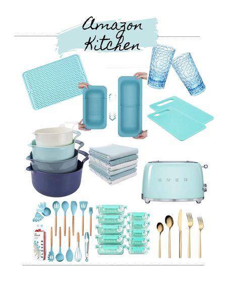 Amazon kitchen - kitchen decor - kitchen appliances - gold utensils  #LTKstyletip #LTKhome #LTKunder50