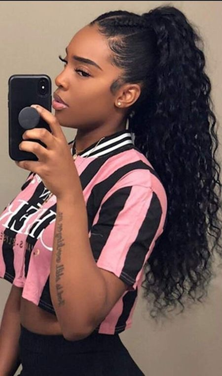Get out the door faster and with absolute style with this wrap drawstring, corn wave Ponytail from Amazon  Follow me in the @LIKEtoKNOW.it shopping app to shop this post and get my exclusive app-only-content!  #liketkit #liketkit #liketkit #ponytail #wigs #amazonbeauty #syntheticponytail #longponytail #curlyhair #kinkyhair #naturalhair #drawstringponytail @liketoknow.it