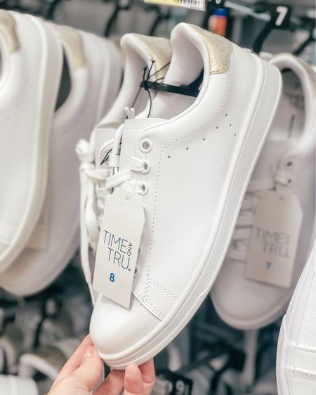 Classic white sneaker for under $20! 🙌🏼 @liketoknow.it http://liketk.it/3i4Cp #liketkit #LTKshoecrush #LTKstyletip #LTKunder50 #walmart #walmartfinds #sneaker