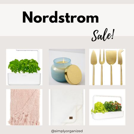 Nordstrom sale going on now! Some of my favorite non cluster home decor and gift ideas! #nordstromsale #nordstrom #giftideas   #LTKhome