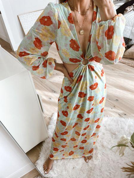 ASOS dress! True to size.   #LTKsalealert #LTKunder100 #LTKstyletip