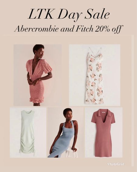 Last day to save on Abercrombie and Fitch summer dresses    #LTKwedding #LTKsalealert #LTKday http://liketk.it/3hx6w #liketkit @liketoknow.it    Spring dresses  Maxi dress  Floral dress Wedding guest dress  Wedding season  Abercrombie dresses  Spring style  Vacation style  Summer outfit  Date night outfit
