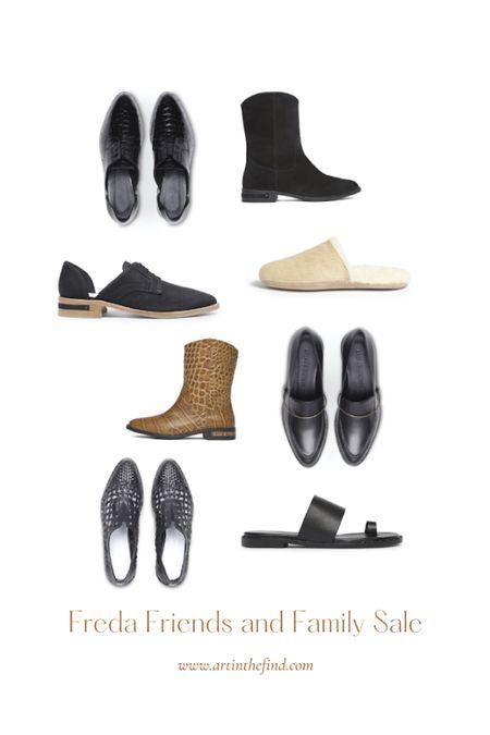 Freda Salvador sale 👉🏼 20% off with code FREDAFAMILY shoes fit true to size or up 1/2 size   #LTKstyletip #LTKshoecrush #LTKsalealert