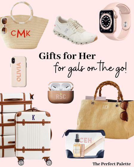 Gifts for Gals on the Go! ✈️                #fitbit #applewatch #exercise      #LTKSeasonal #giftideas #nordstromsale #onthego #cosmetics #luggage   #totebag #beachbag #runningshoes #liketkit #nordstrom #markandgraham #travel #phonecase #personalized #monogram #monogrammed  #LTKunder100 #LTKhome #LTKfit #LTKunder50 #LTKstyletip #LTKfamily #LTKswim #LTKsalealert #LTKwedding #LTKshoecrush #LTKitbag #LTKtravel #LTKwedding @shop.ltk http://liketk.it/3l43T