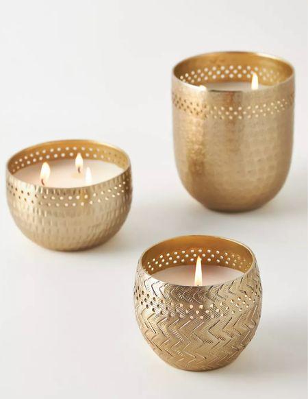 Candles by Anthro ⚡️  #LTKhome #LTKstyletip #LTKwedding