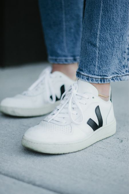 Veja v-10 sneakers part of the ShopBop sale!   #LTKshoecrush #LTKsalealert