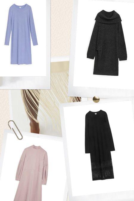 Favorite Arket Sale Dresses #liketkit #LTKunder100 #LTKsalealert #LTKstyletip @liketoknow.it @liketoknow.it.europe http://liketk.it/35LpA