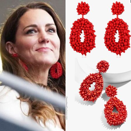 Replikate beaded earrings #jewelry #christmas   #LTKstyletip #LTKeurope