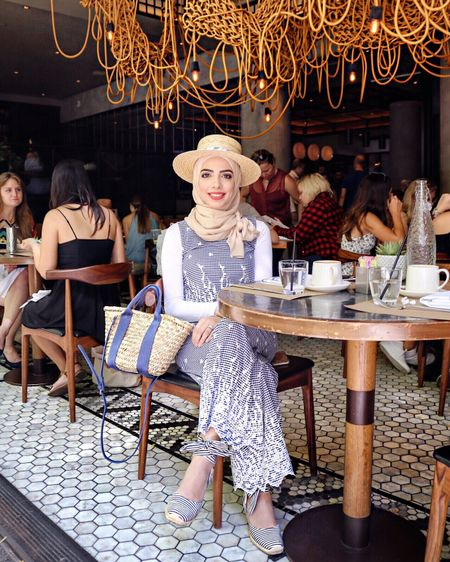 Sunday brunch day! From last weekend at this cute spot @thevinenyc 😊 #brunch #nyc #sundaybrunch http://liketk.it/2siDW #liketkit @liketoknow.it  Screenshot or 'like' this pic to shop the product details from the LIKEtoKNOW.it app, available now from the App Store! #LTKmens #LTKunder50 #LTKunder100