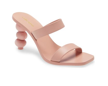 #nsale Cult Gaia high heel Strappy nude sandals with a modern stacked heel are still in stock in the Nordstrom Anniversary sale but there's only 1 or 2 left in some sizes Grab these N sale shoes now before they sell out and the N sale 2021 ends 8/8. These super cute strappy blush pink Cult Gaia sandals are under $300 in the sale ($428 after sale). The sales open to everyone now so snap these modern beauties up. glamourandgains.com  #liketkit @liketoknow.it #nordstrom #cultgaia #cultgaiasandals #nordstromanniversarysale   #LTKshoecrush #LTKwedding #LTKsalealert