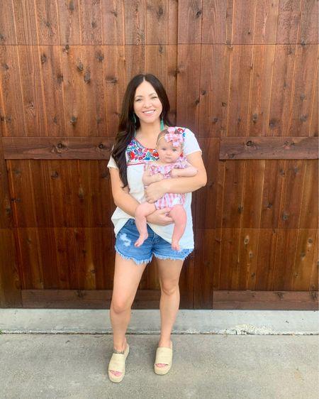 Baby girl summer outfit http://liketk.it/3hvoC #liketkit @liketoknow.it #LTKbaby #LTKfamily